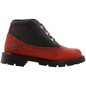 Pre-School Chukka Red/black 12785
